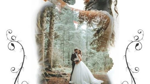 ژست عروس و داماد